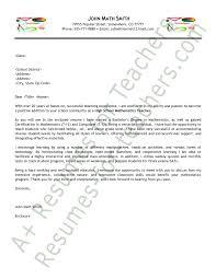 sample teacher cover letter example sample teacher cover letter