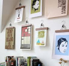 how to hang art prints without frames gallery remodelista studio pinterest hanger clothes hanger