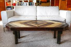 Build A Wood Coffee Table by Handmade Wood Coffee Table Pallet Furniture Diy