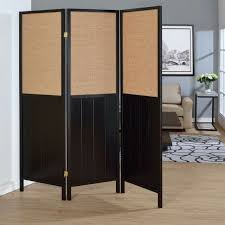 divider glamorous tri fold room divider surprising tri fold room