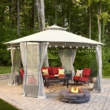 Lowes Patio Gazebo by This Spring Practically Live Outdoors With This Durable Weather