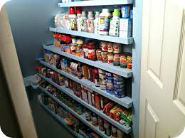 Kitchen Food Storage Ideas by Diy Storage Solutions Pantry Ideas Diy Canned Food Storage Shanty