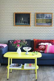 Quick Living Room Decor 12 Colourful Quick Fixes For Your Living Room Design Coffee And
