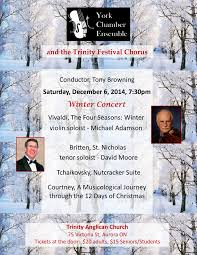 november 2014 york chamber ensemble