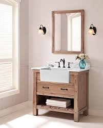 farmhouse bathroom vanity bathroom decoration