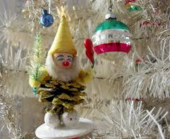 christmas vintage christmas decorations image ideas retro