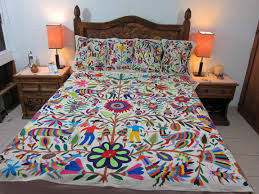 spanish bedroom furniture sets mexican room zapotec bedspreads