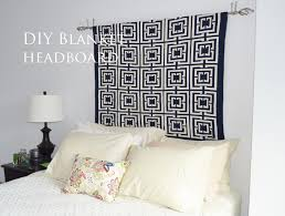 diy blanket the crafty novice diy blanket headboard