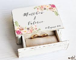 wedding box wedding box etsy