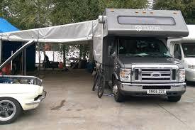 ford motorhome racecarsdirect com race car transport motor homes