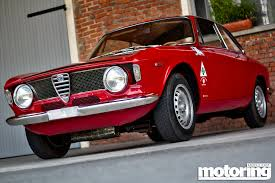 classic alfas u2013 we drive two 1960s iconsmotoring middle east car