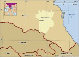 map quiz of russia and the near abroad chechnya republic russia britannica