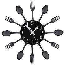 horloge pour cuisine moderne impressionnant horloge cuisine design avec deco chambre adulte avec