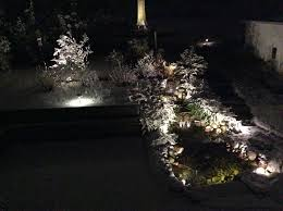 what is low voltage lighting outdoor garden and landscape lighting installation newtown square