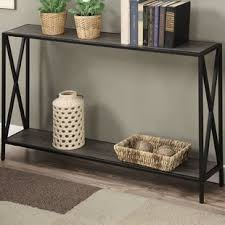 Tables For Foyer Narrow Entry Foyer Tables Wayfair