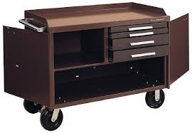 Kennedy Tool Box Side Cabinet Kennedy Brown Cabinet Mscdirect Com