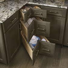corner kitchen sink base cabinets corner drawers kraftmaid