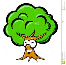 cartoon tree royalty free stock images image 9966489