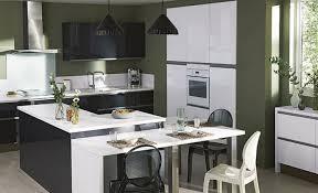 choisir l aménagement de sa cuisine une cuisine ouverte en u