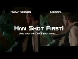 Shots Fired Meme Origin - han shot first know your meme