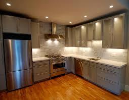 Boston Kitchen Cabinets 15 Warm And Grey Kitchen Cabinets Home Design Lover