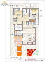 duplex house plan and elevation sq ft kerala home design plans