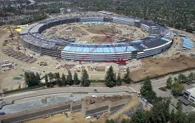 apple u0027s spaceship campus on track for early 2017 finish story