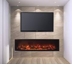 Contemporary Electric Fireplace Modern Electric Fireplace Tv Stand Home Design Stylinghome For