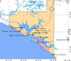 Florida Map Of Cities And Counties Bay County Florida Detailed Profile Houses Real Estate Cost