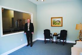 crematory operator davis funeral home now offering new crematory and viewing room