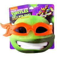 Michelangelo Ninja Turtle Halloween Costume Teenage Mutant Ninja Turtles Michelangelo Sunglasses