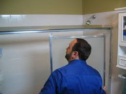 how to remove a sliding glass door panel how to replace a shower door how tos diy