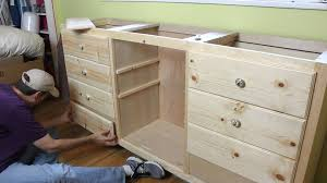 diy kitchen island from stock cabinets kitchen decor pinterest how how to build base cabinets woodworking for mere mortals