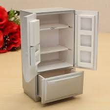 1 12 wooden dollhouse miniature furniture kitchen fridge 1 12 wooden dollhouse miniature furniture kitchen fridge refrigerator