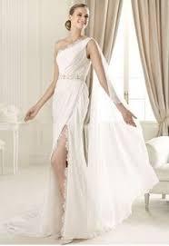 Greek Style Wedding Dresses Yırtmaçlı Gelinlik Modelleri Greek Style Wedding Dresses Yunan