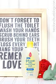 Free Printable Bathroom Art Remember I Love You