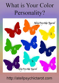 color personality test color personality test your personality revealed through color