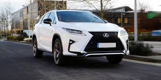 lexus nx f sport uk review lexus rx review carwow