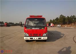 strobe light installation truck strobe lights installed water tanker fire truck with hydraulic