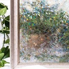 Decorative Window Film Stained Glass Stained Glass Window Film Ebay