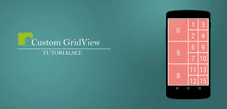 gridview android gridview android app design tutorial tutorial see