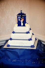 tardis wedding cake topper eric and jess u0027s wedding cake why