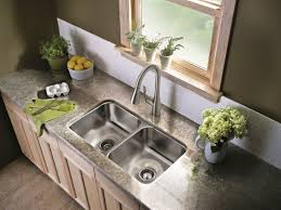 kitchen oil rubbed bronze kitchen faucet with stainless sink