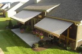 House Awnings Retractable Canada Sunesta Retractable Patio Awnings