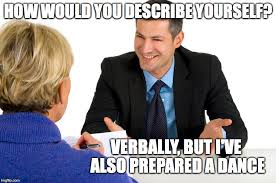 Meme Generator Prepare Yourself - image tagged in job interview imgflip