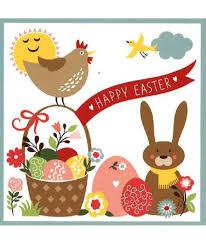 easter cards easter egg hunt easter cards pack of 6 cancer research uk online