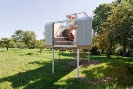garrison treehouse sharon davis design archdaily