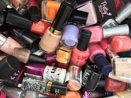 my entire nail polish collection u2013 brooke clarke