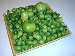cuisiner les tomates vertes confiture de tomates vertes la cuisine de mercotte macarons