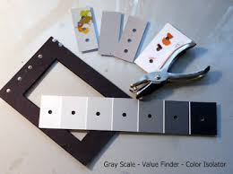 pochade box paintings gray scale u2013 value finder u2013 color isolator